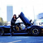 838 horsepower, Abby Cubey, and a First Look at the 2012 Mosler RaptorGTR