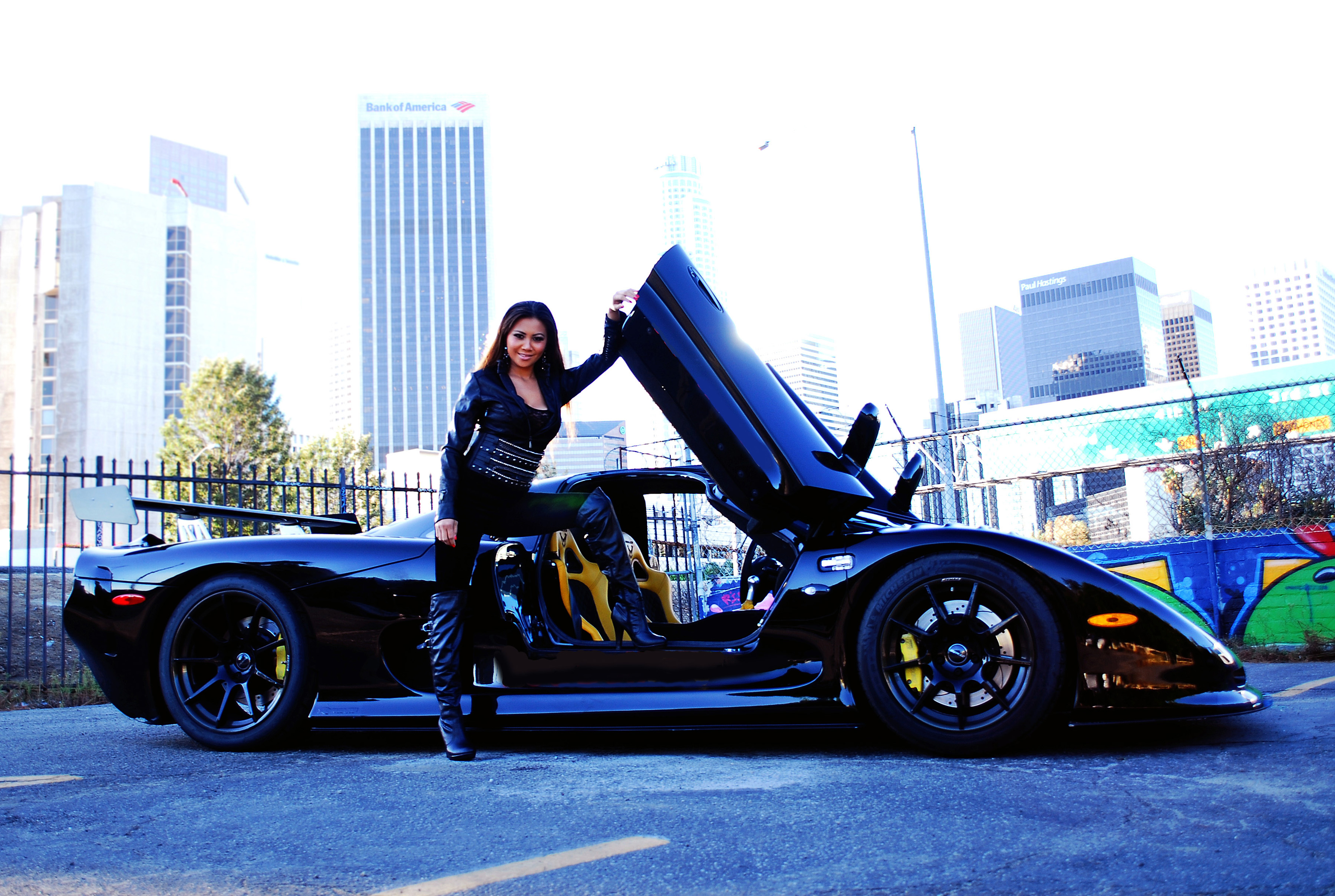 838 horsepower, Abby Cubey, and a First Look at the 2012 Mosler ...