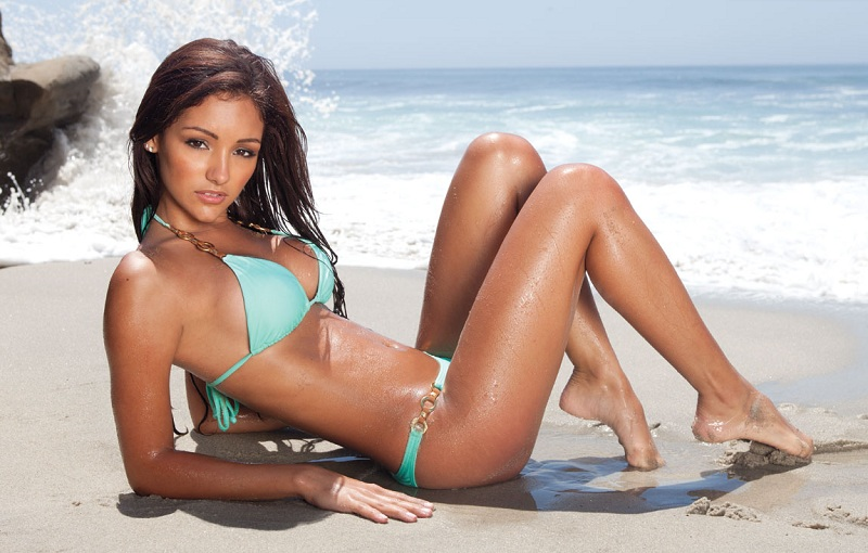 Are similar nude Melanie iglesias for