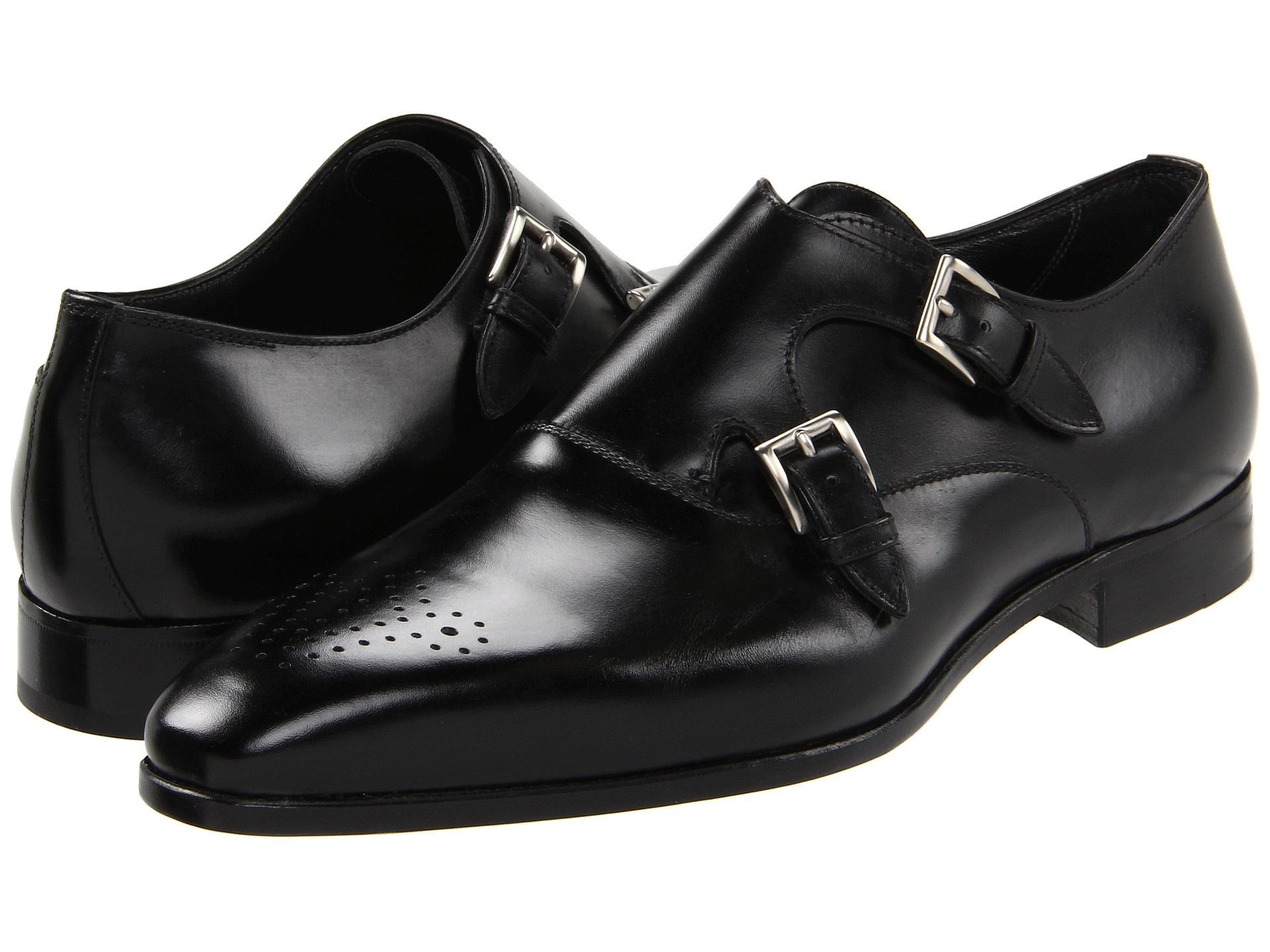 Gravati Double Monk Strap Mens Shoe Urbasm