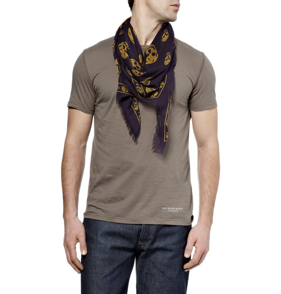 Fashion week How to alexander a wear mcqueen scarf for woman
