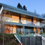 Bad Ass Bachelor Pad in West Vancouver, British Columbia