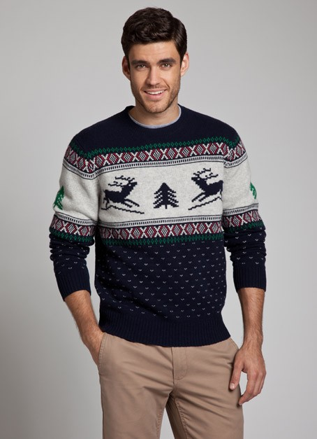 Non Ugly Christmas Sweaters For Men Urbasm