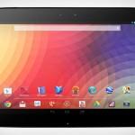 The Screen Wars Heat Up with the Google Nexus 10