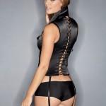 Nina Agdal lingerie