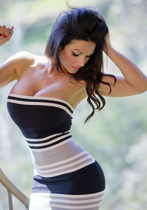 sexy tight dress denise milani