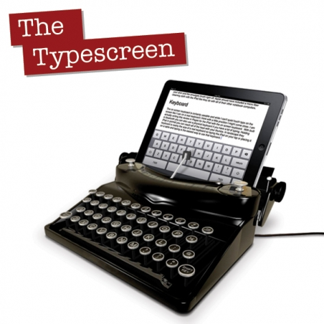 Typescreen-typewriter-ipad