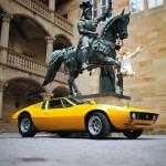 Classic Car Tribute- De Tomaso Mangusta