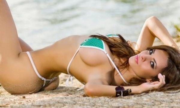 jacqueline suzanne - bikini model