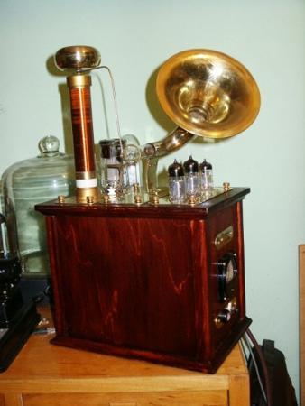 steampunk-plasma-speaker