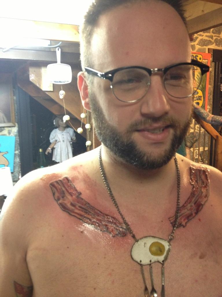 Bacon-tattoos
