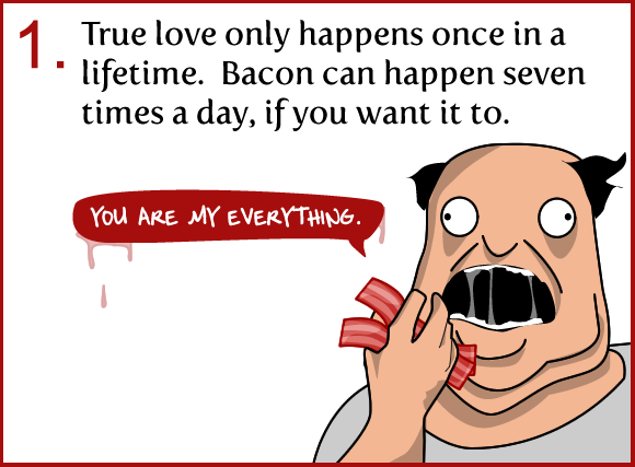 Bacon-true-love