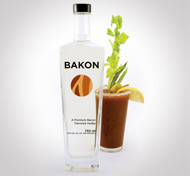 Bacon-vodka