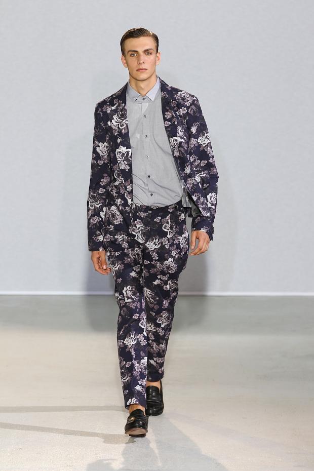 Mens-floral-print suit-2013