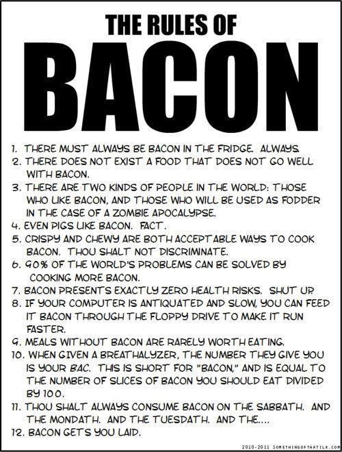 The-Rules-of-Bacon
