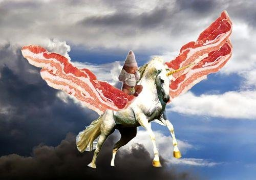 Unicorn-with-bacon