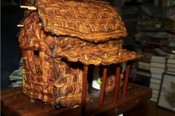 bacon-cabin