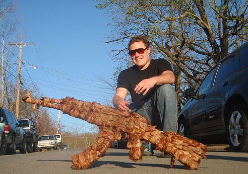 bacon-gun