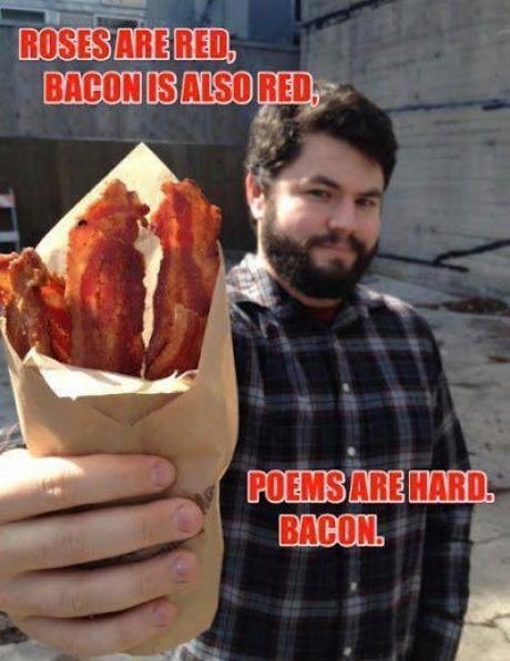 bacon-poem