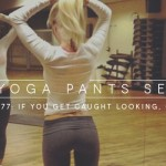 It's Yoga Pants Season