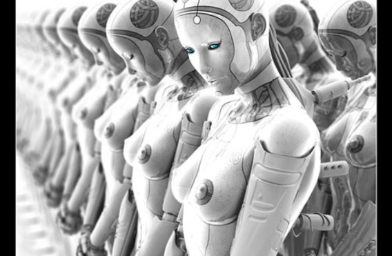 female-robot