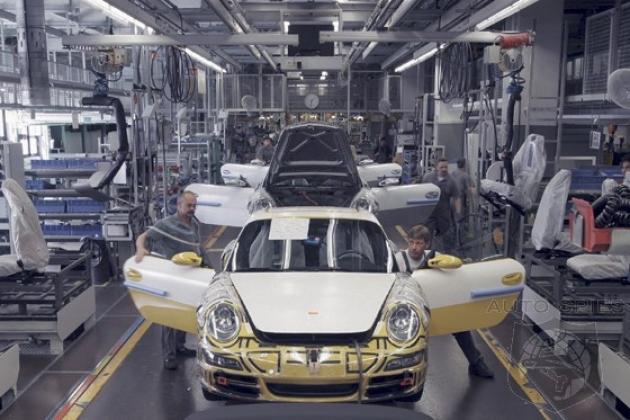Porsche-factory