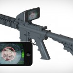 Inteliscope Rifle Adapter for Your iPhone