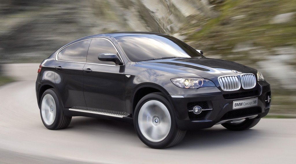 Bmw X6 Pictures