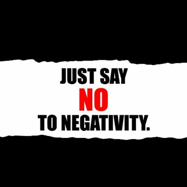 Just-Say-No-to-Negativity
