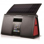 Eton Soulra XL Solar Powered Dock