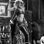 Jessica Alba strip scene