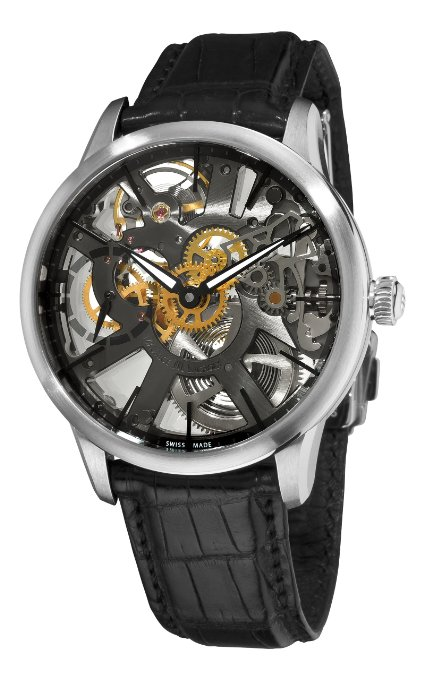 Maurice Lacroix Skeleton Mens Watch
