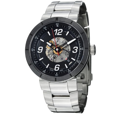 Oris TT1 Skeleton Mens Watch
