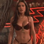 Salma Hayek stripper
