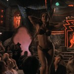 Salma Hayek stripper dusk til dawn