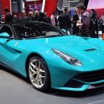 Ferrari F12 Berlinetta - blue