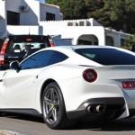 Ferrari F12 Berlinetta - white