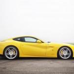 Ferrari F12 Berlinetta - yellow