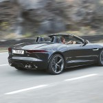 Jaguar F-Type - black