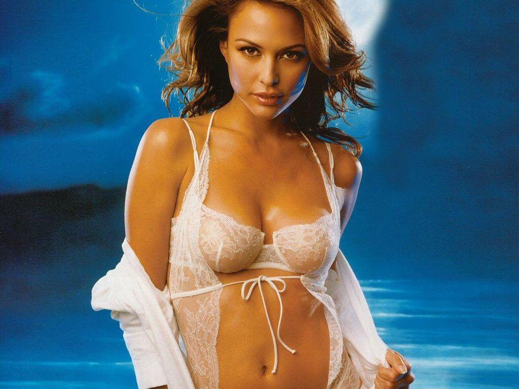 Josie Maran lingerie 3