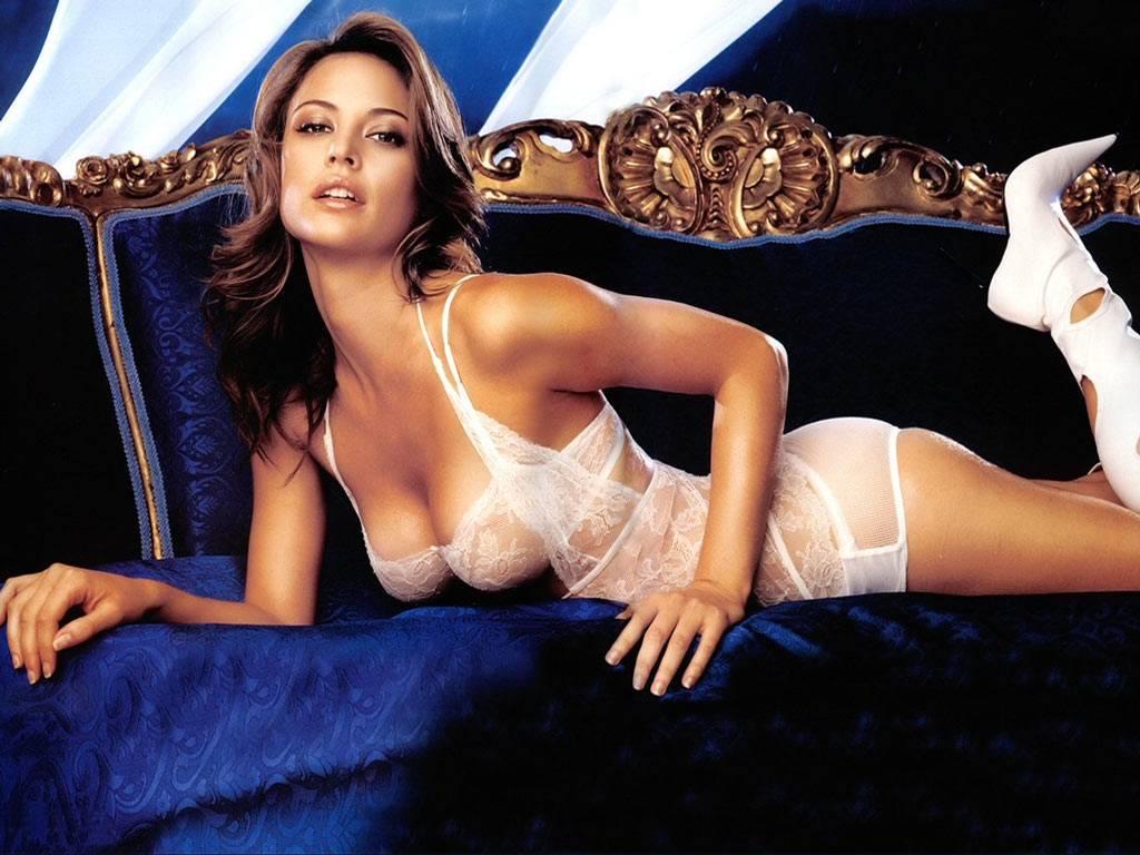Josie Maran lingerie