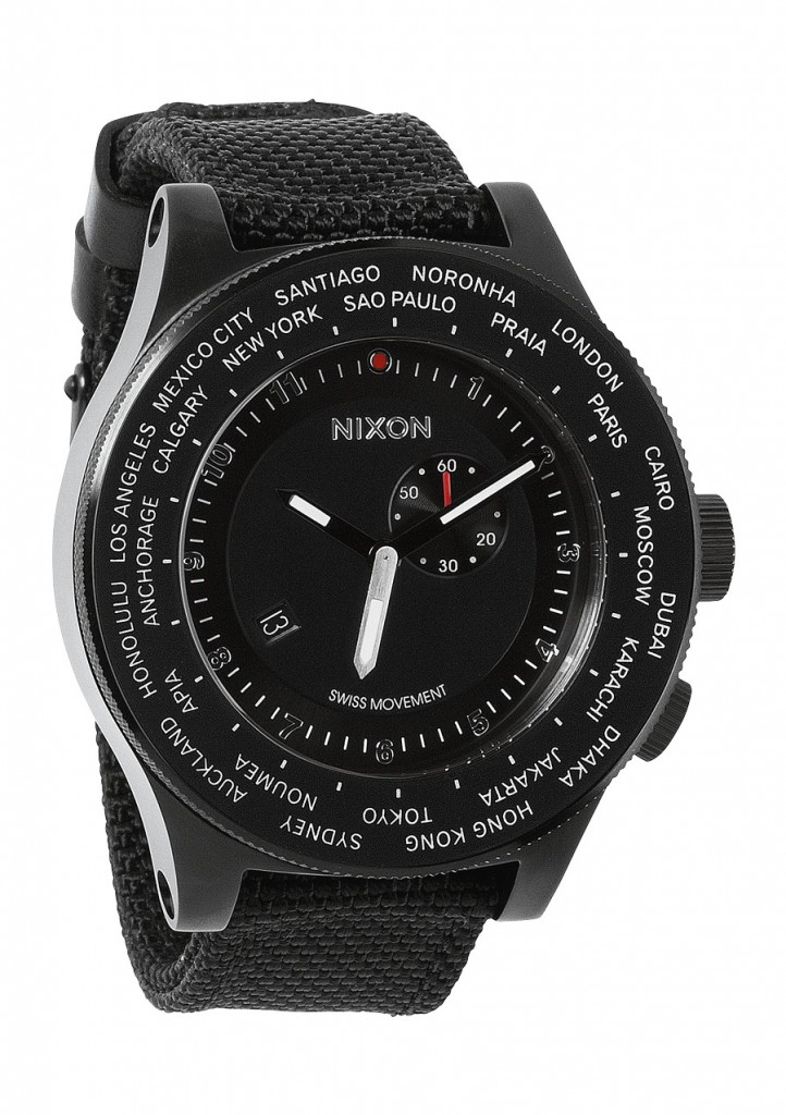 Nixon-Men's-Passport-Analog-Watch