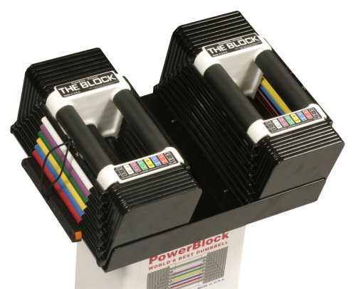 PowerBlock-Classic-Adjustable-Dumbbell-Set