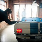 1965 Ford Mustang – A Man's Pool Table
