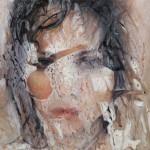 Alyssa Monks Paints Nude Women in Shower