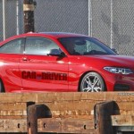 Be One of the First to See the 2014 BMW 2-Series M Sport