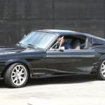Cam Gigandet's 1967 Mustang Shelby GT500