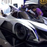 5000 Horsepower Supercar Hits the Dubai Motor Show…