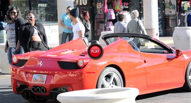 Ferrari-458-Italia-prank