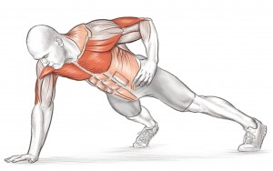 One-Arm Push-Up